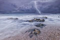 79 (miguel oliveira photography) Tags: sunset seascape storm composition sunrise landscape paisagem thunderstorm canon7d hitechfilters canon5dmarkii elementsofcomposition canon1dx manualfocusleefilters lucroitsystem