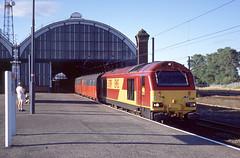 2003-08-01 67019  Darlington (John Carter 1962) Tags: rail trains res railways ews class67
