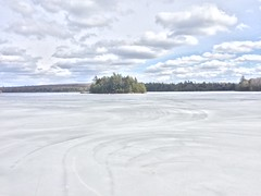 IMG_1107 (Jonathan Riverwalker) Tags: park lake ice frozen stream hill mickey lambs brook baboon stillwater canoeing february bog macdonald provincial yrp paddler yearround