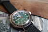 Vostok Komandirskie (Ch0jiN) Tags: green russia military watch dive soviet wristwatch russian vostok восток komandirskie