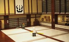 Star Wars Rebels- Shroud of Darkness Jedi Dojo (Brickwielder) Tags: temple star darkness lego guard jedi shroud wars dojo inquisitor kanan jarris