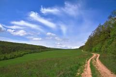 Springtime clouds (Ormio) Tags: sky nature clouds spring tavasz springtime felhk nikon1685