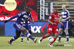 10580924-016 (rscanderlecht) Tags: sports sport foot football belgium soccer playoffs oostende roeselare ostend voetbal anderlecht playoff rsca mauves proleague rscanderlecht kvo schiervelde jupilerproleague