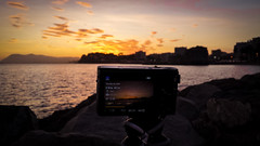 Sunset time lapse (Benjamin_Photographie) Tags: sunset landscape sony 100 iv hdr rx
