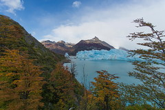 Colores de otoo en el glaciar Perito Moreno (Jos M. Arboleda) Tags: patagonia argentina canon eos agua jose otoo 5d glaciar lagoargentino elcalafate arboleda markiii ef1740mmf4lusm josmarboledac