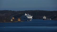 (Mercury dog) Tags: ferry ship sweden stockholm cruiseship