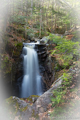 10-WVign2-watermark (Brian M Hale) Tags: water ma waterfall woods massachusetts brian falls mass hale secluded plunge royalston brianhalephoto