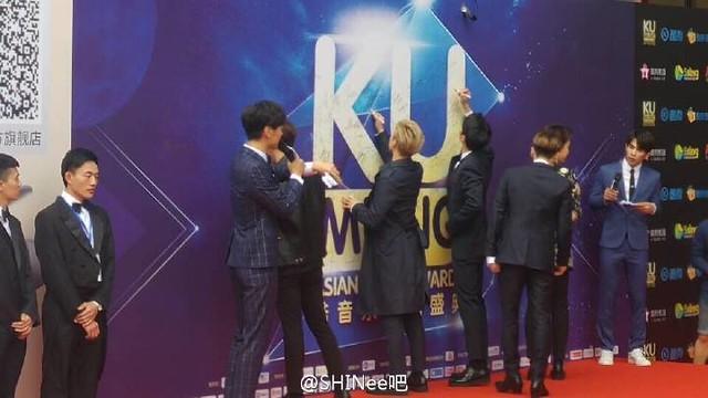 160329 SHINee @ 2016 KU Asia Music Awards' 26167512856_31fa9c7ab2_z