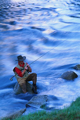 CB029543 (robin-wickens) Tags: blue people usa men sports water photography 1 fishing holding colorphotography rivers snakeriver northamerica americans males northamericans leisure whites flyfishing recreation adults runningwater baiting fishers freshwater viewfromabove americannorthwest westernnorthamerica fishingrods northamericacontinent fishingequipment rockymountainstates