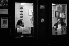 talk in frame (MarioMancuso) Tags: life road street city light portrait people urban bw italy woman white black monochrome photography mono photo eyes italian italia noir fuji shot candid streetphotography documentary mario scene bn naples fujifilm streetphoto gaze blanc reportage monocrome 2016 photogrphy mancuso xpro2