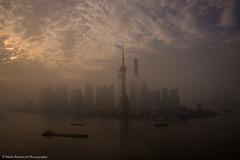 Pudong in the morning (callaway_64) Tags: china nikon shanghai 20mm pudong d810