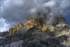 Dolomite 2014_205 (mel hagai photography {been away}) Tags: sony peaks dolomite firstlight a770210f4
