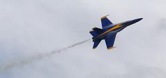 Blue Angel (explored) (nightsky2007) Tags: jets navy blueangels fortworthtexas