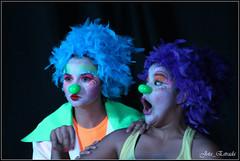 Clowns (jota_estrada) Tags: teatro comedy arte clown clowns comedia payasos