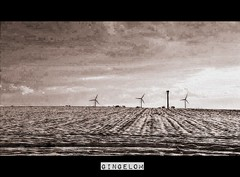 Energy (patrick.verstappen) Tags: bw texture photo yahoo google energy flickr belgium pat sigma windmills hdr textured pixelated facebook picassa gingelom ipernity pinterest ipiccy