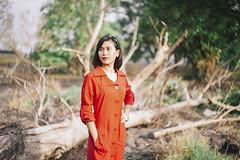 Evening in AOR (Anuar Yusof) Tags: fashion outdoor helios 5dm2