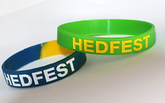 Wristbands HedFest16 (Ray Duffill) Tags: festival wristband hedon hedonfestival hedfest16
