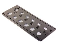 Placa marina para yate inox grabada a color (Omella Engravings) Tags: marking placa plaques engravings acero gravat inoxidable inox marcado grabados corten corporativa conmemorativa gravures numeracion marcar omella