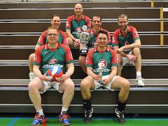 2016 Winnaar poule A Schagen Infra