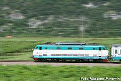 SpidyTurtle (Massimo Minervini) Tags: train ic rail pax ti tartaruga fs railroads intercity trenitalia passeggeri dolc e444r viaggiatori canon400d brennerbahn e444xmpr lineadelbrennero bolzanolecce