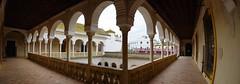 Seville - Pilato's House (Marco_964) Tags: seville portico pilato siviglia