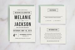 Wedding Invitation Template Suite (inspiration_de) Tags: wedding design invitation template