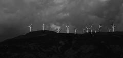 Shangri-La (easonbear2046) Tags: travel mountain windmill power wind cloudy windpower