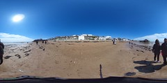 A Day on the Coast (padraic collins) Tags: uk kent margate broadstairs vikingbay equirectangular