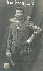 BOURBON, Jean-Louis, Comte de Nevers, Les Huguenots (Operabilia) Tags: goldenage opra claudepascalperna