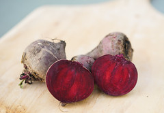 BeetCutOpen (hannah.winge) Tags: food cooking kitchen cuisine healthy knife vegetable fresh minimal health chop beets produce organic veggie root beet simple crosssection foodie shallowdepthoffield redbeet
