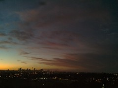 Sydney 2016 May 01 17:43 (ccrc_weather) Tags: sky evening outdoor sydney may australia automatic kensington unsw weatherstation 2016 aws ccrcweather