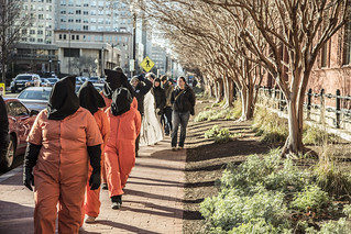 Witness Against Torture Marches Through DC