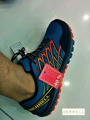 Merrell Trail Run (radi0head pix'el) Tags: sports jumping shoes hiking running trail merrell kasut sportsshoe trailrun runningshoe merrellshoes trailglove