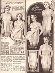 Spring and Summer 1955 Lane Bryant (vintagestitches) Tags: ladies 1955 fashion vintage cotton 1950s zipper corset catalog satin rayon hooks busk mailorder allinone elastic acetate lacing garters lanebryant girdle plussize viscose twill boning coutil spiralboning adaptolette spiralbones abdolift abdoliftbelt lenoelastic bustconfiner bustreducer