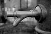 detail kohoutku pumpy ve Vršovicích (Ondra Brabec) Tags: prague praha pumpa dvorek vodní vršovice