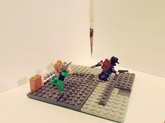 Zombie apocalypse V2 (VenkuSkirata) Tags: army zombie brickarms