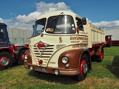 Foden S21 - 830 WNU (Ben Matthews1992) Tags: show old england classic truck vintage wagon tipper cheshire britain rally great transport historic steam lorry commercial vehicle british trucks preserved 1961 preservation s21 waggon lorries foden haulage 2015 kelsall longson 830wnu