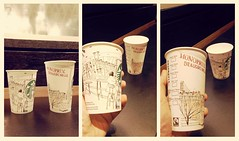 Cup-art (velt.mathieu) Tags: sketch coffeeshop cupart