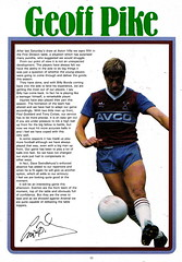 West Ham United vs Everton - 1984 - Page 11 (The Sky Strikers) Tags: park west hammer canon one official kodak united ham division league programme upton everton