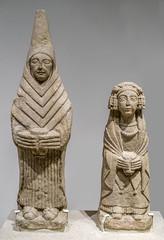 Figuras oferentes (. M. Felicsimo) Tags: man ibero museoarqueolgiconacional
