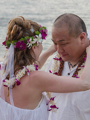 Grooms lai.jpg (sophie.frederickson@att.net) Tags: wedding usa hawaii events places hi states wailea