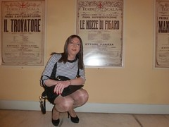 Milan - Teatro alla Scala (Alessia Cross) Tags: tgirl transgender transvestite crossdresser travestito