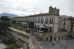 Il palazzo Butera e la passeggiata sulle Mura delle Cattive (costagar51) Tags: italy italia arte sicily palermo sicilia storia