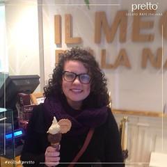 volti di pretto (prettogelato) Tags: la arte gelato gusto madeinitaly italiana volti unico striscia notizia pretto mediaset velina