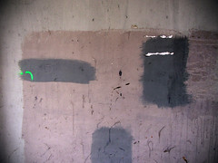 streets of cartagena (maximorgana) Tags: street painting see faces dirty triplets streetpainting iseefaces trashbit