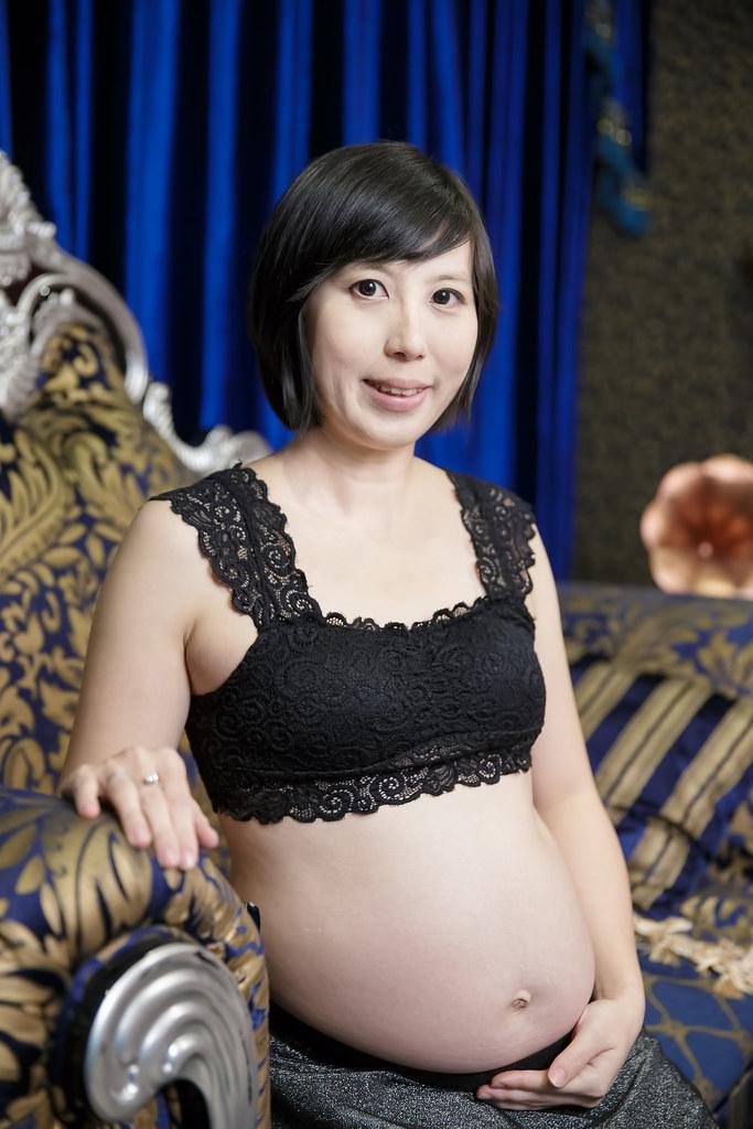 孕婦寫真,孕婦攝影,蘿絲可可,孕婦棚拍,Doris068