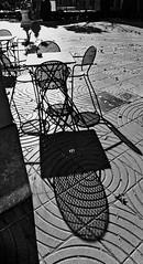 365 Project #Day 017 (komanche) Tags: blanco project chair negro bn silla viena 017 reus prim cadira 365project