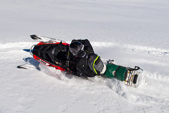 (nevadoyerupaja) Tags: winter usa mountain snow weather forest salt riding research wyoming range snowmobile avalanche snowmobiling snowmachine bridgerteton