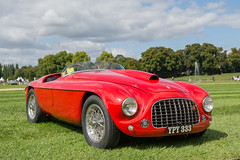 1950 FERRARI 166 MM (Touring) (el.guy08_11) Tags: france ferrari voiture collection fr 1950 touring chantilly picardie