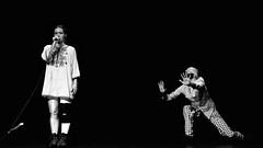 Bergra Einarsdttir & Elas Knrr (partuspress) Tags: iceland poetry performance poet in partus vinir marksmrefram bergraeinarsdttir partuspress elasportela elasknrr theenemiesproject